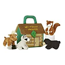 My Forest Friends Baby Talk Activity Animals with Sound and Carrier