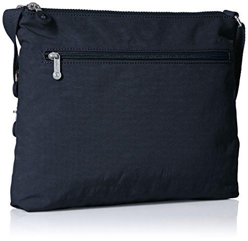 T True Bag Kipling Alvar Blue Crossbody Solid 0qwRnY4