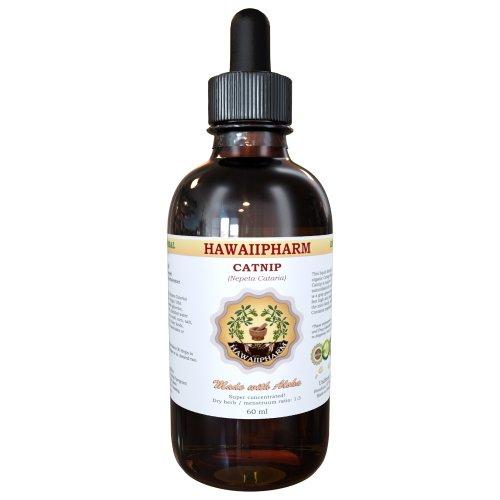 Catnip Liquid Extract, Organic Catnip (Nepeta Cataria) Tincture 2 oz