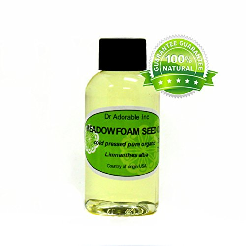 Meadowfoam Seed Oil Pure Organic by Dr.Adorable 2 Oz