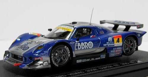 1/43 EBBRO VEMAC 350R TAMIYA #4(ブルー×シルバー) 「オートバックス SUPER GT300 2007シリーズ」 43903