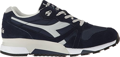 Diadora Men's N9000 NYL II Classic Navy/High-Rise Athletic Shoe