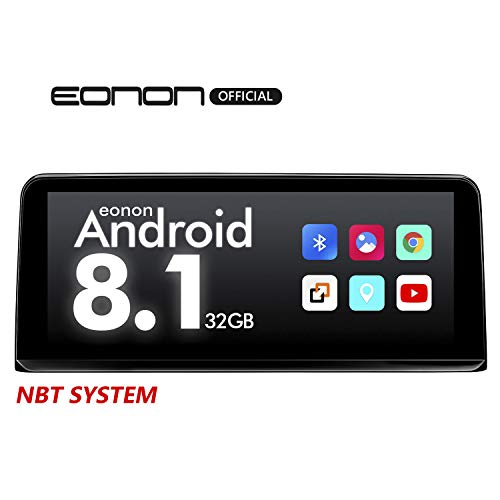 2020 Car Stereo Eonon Single Din 10.25 Inch HD Touchscreen
