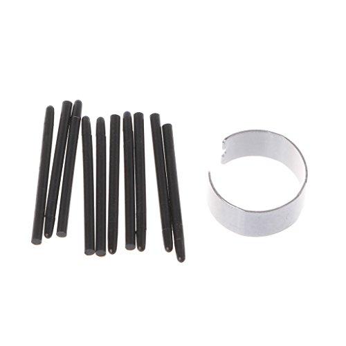 690 Stylus - Hacloser 10 Pcs Graphic Drawing Pad Standard Pen Nibs Stylus for Wacom Drawing Pen