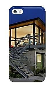 Brooke C. Hayes's Shop Hot Defender Case For Iphone 5/5s, Modern Houses Pattern 9886178K53274913