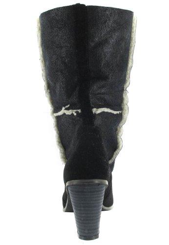 Tamanhos Machado Em Venda Pretos Andres Mais Sapatos Mulheres Botas Das qW664xwFzA