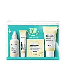 Dr.Jart+ Ceramidin Trial Kit (Cream + Liquid + Oil Balm + Body Cream) by Dr. Jart