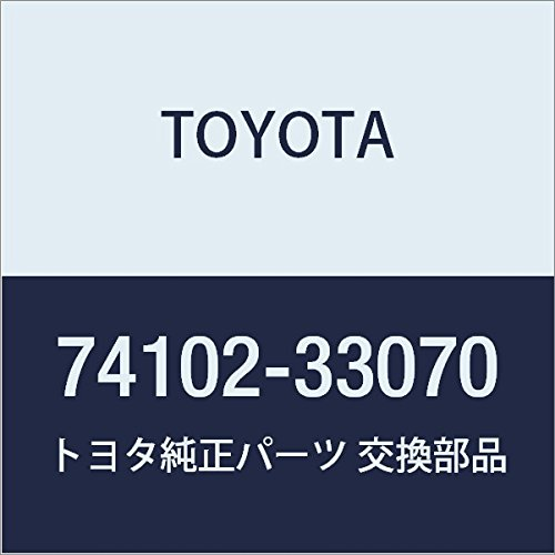 Toyota 74102-33070 Ash Receptacle Box Sub Assembly