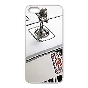 YESGG Rolls-Royce sign fashion cell phone case for iPhone 5S