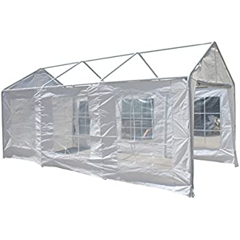 Amazon.com: Caravan Canopy Domain Carport Anchor System ...