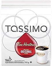 Tassimo Tim Horton's Coffee Single Serve T-Discs, 14 T-Discs