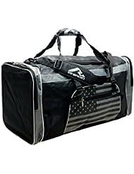Rhingo Taekwondo Sports Martial Arts Gym Duffel Bag USA MMA with name space