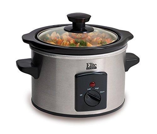 Elite Gourmet 1.5-qt. Mini Slow Cooker Review