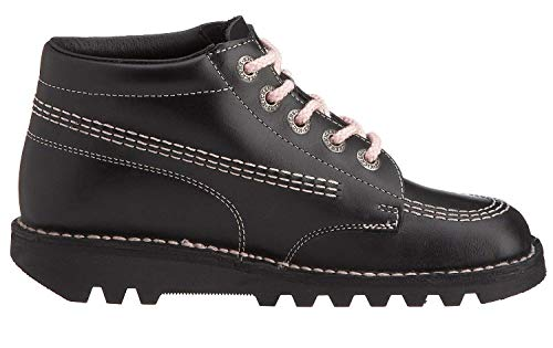 Multicolore Core pink Femme Hi Kickers black Bottes black qIzwA5v