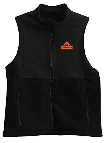 Air Activated Heated Vest w/Eight Body Warmer Packs - MED