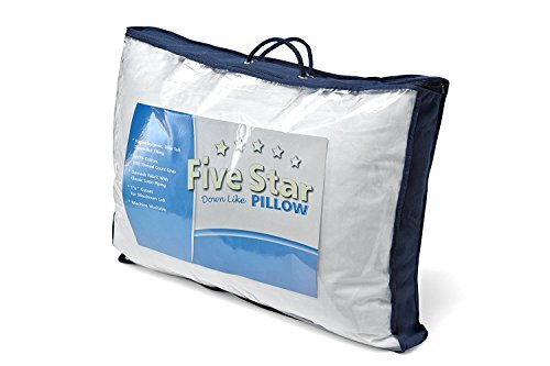 MASTERTEX SYNCHKG055551 Down Alternative Bed Pillow...
