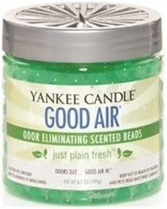 Air Fresheners: Yankee Candle Good Air