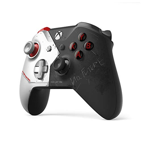 Xbox Wireless Controller – Cyberpunk 2077 Limited Edition