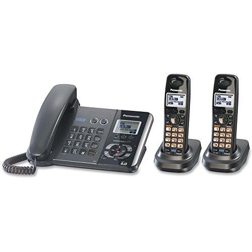 panasonic 4 line business phones - 4