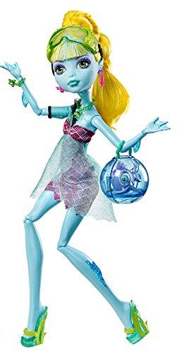 Mattel Monster High BCH06 - 13 Wünsche Lagoona, Puppe: Amazon.de ...