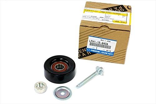 Mazda LFH1-15-940A Drive Belt Idler Pulley