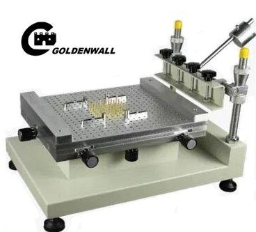 High Precision Stencil Printer SMT Screen printing machine T-shirt screen printing machine(300400mm) by CGOLDENWALL