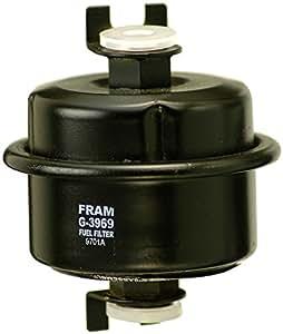 amazon.com: fram g3969 in-line fuel filter: automotive automotive in line fuel filters