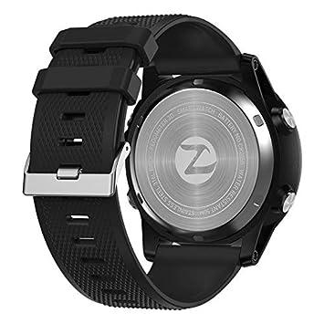 Carre Mark zeblaze Vibe 3 Bluetooth Smart Watch Exterior de Deportes Reloj de Pulsera Regalos para Hombres: Amazon.es: Hogar
