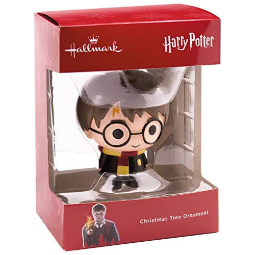 Hallmark Warner Bros. Harry Potter Christmas Ornaments