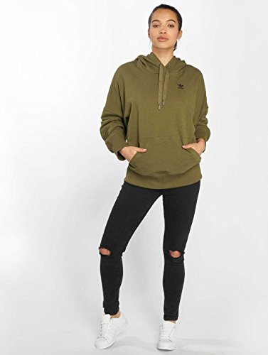 Grafica Di Originals Donne Oliva Hoodie Di Over Adidas Rqvzx60w0