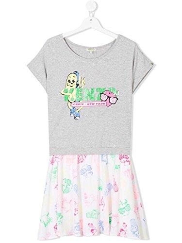 Kenzo Kids Bi-Material Dress (8Y) by Kenzo Kids