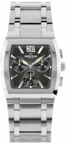 Jacques Lemans Men's G-140A Animus Classic Analog Chronograph with Sapphire Glass Watch