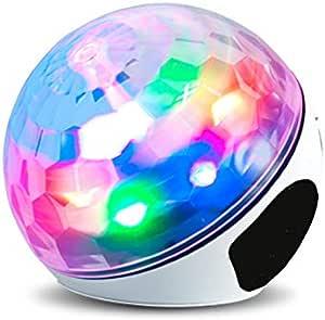 Color Ball Speaker - Black