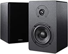 Micca PB42X Powered Bookshelf Speakers 1099510995