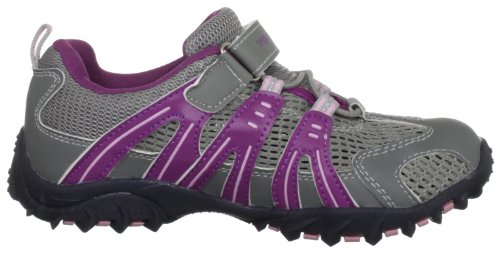 mixte Gris Prune Chaussure Buga sport de Trespass adulte pBZ7qwW
