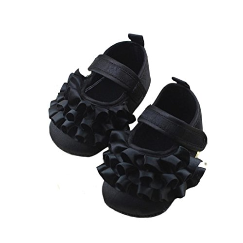 Toddler Casual Shoes,Kimanli Baby Toddler Girls Soft Sole Anti-Slip Shoes (0~6months)