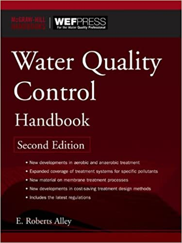 Water quality control handbook second edition e roberts alley water quality control handbook second edition e roberts alley ebook amazon fandeluxe Choice Image