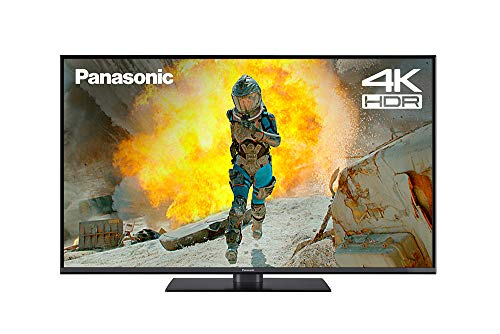 Panasonic TX-49FX550B 49-Inch 4K Ultra HD HDR Smart TV with Freeview Play -...