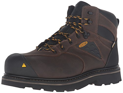 M WP US Boot Mens 8 Cascade Keen Utility Tawny Work Olive Brown Tacoma Pq1xnHwtB