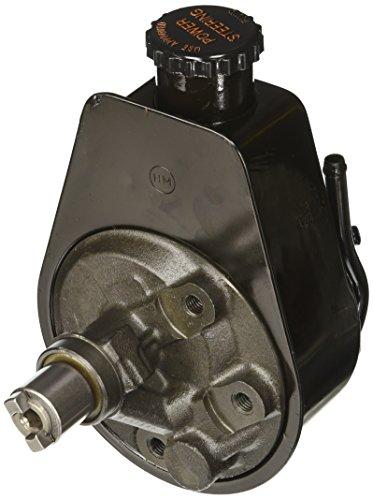 Performance Steering Pump - Borgeson 800328 Hi-Flow Power Steering Pump
