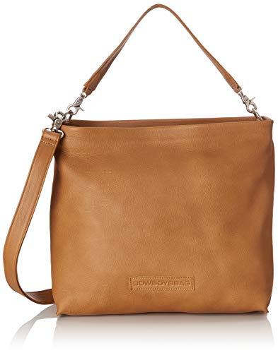 Femme Marron Épaule H Cm caramel b Bag Sacs Cowboysbag Homer Portés 6x6x6 T X axRwFqWYX