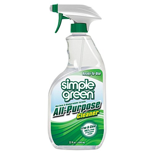 Simple Green 22 oz. Free and Clear Ready-To-Use All-Purpose Cleaner (Case of 12)