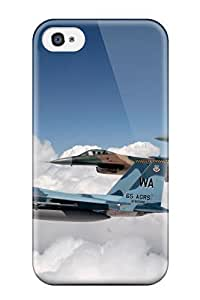 Best 3314544K10158518 Case For Iphone 4/4s With Nice Aircraft Appearance