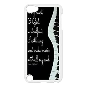 DIY Case for iPod touch5 w/ Musical Words image at Hmh-xase (style 7)
