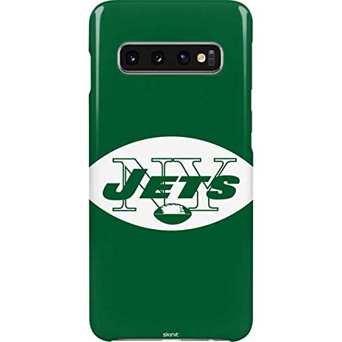 b27fc1c7 Amazon.com: Skinit New York Jets Retro Logo Galaxy S10 Lite Case ...