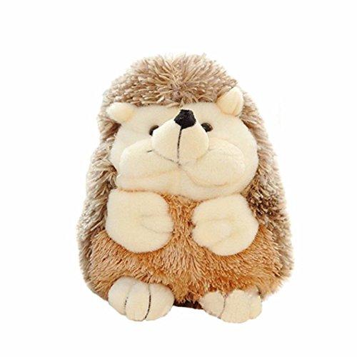Leegor Cute Stuffed Simulation Hedgehog Zoo Animals Gift Hedgehog Soft toy Children Plush Doll Xmas Gift Birthday Present (16)
