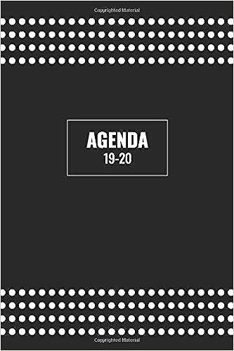 Agenda 19-20: Luglio 2019 A Dicembre 2020 / 1 Settimana In 2 ...