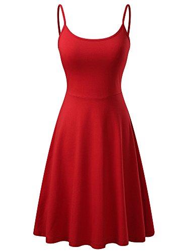 Cotton Strappy Dress - 1