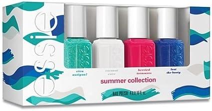 Essie Viva antigua verano Mini Kit, 5 ml, pack de 4: Amazon.es: Belleza