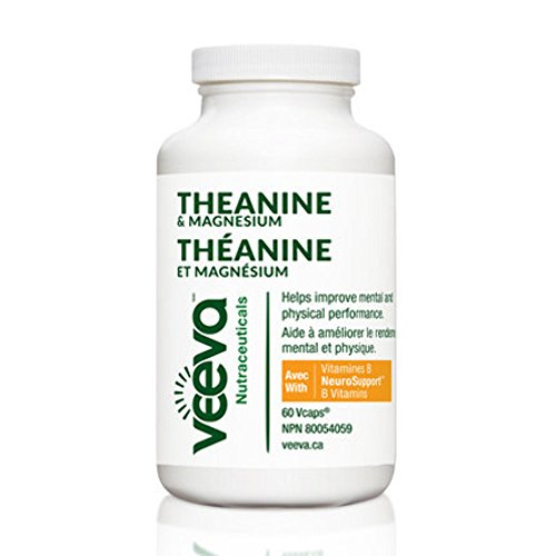 Veeva Theanine And Magnesium With Neurosupport